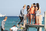 Tara Reid | Candids on a Club 55 Boat in St. Tropez | July 26 | 48 pics
