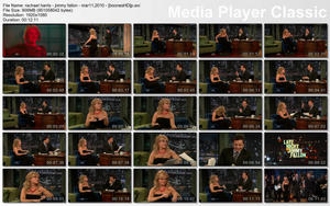 "RACHAEL HARRIS - ""Jimmy Fallon"" - March 11, 2010"