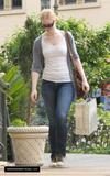 Deborah Ann Woll - Shopping at The Grove - March 5, 2012 (x3)