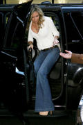 *HQ ADDS* Heather Locklear-Tight Jeans in New York City 03/03/11- 7 HQ