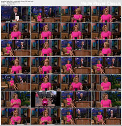 Katie Couric ~ Tonight Show with Jay Leno 12/08/11 (HDTV 1080i)
