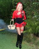 Paula LaBaredas @ Comic-Con in San Diego (in 3 different Hero-dresses) | July 16 | 41 pics